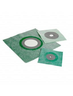 Гідроізоляційний манжет Vincents Polyline HIDRO TAPE T 150мм х 150мм (d труби 30-70мм)