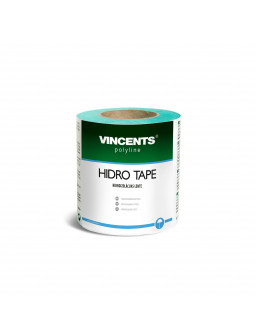 Стрічка гідроізоляційна Vincents HIDRO TAPE 10см х 25м