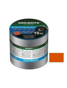 Лента уплотнительная Vincents Roofband 30см х 10м коричневый