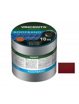 Лента уплотнительная Vincents Roofband 30см х 10м терра