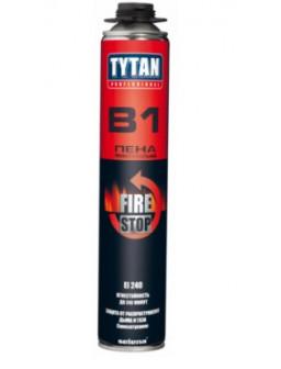 Пена ТИТАН профессионал В1, 750мл (противопожарная)