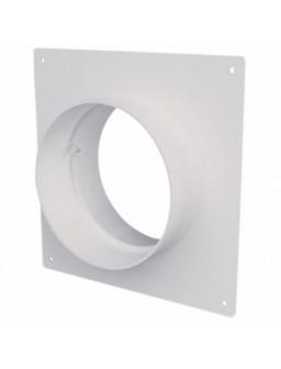 60-046 Соединитель круглых каналов с тираж. пластиной Д 150 мм