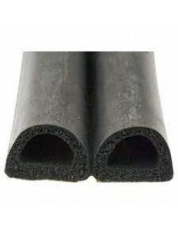 10-776 Уплотнитель самоклеющийся Е 150м. черный