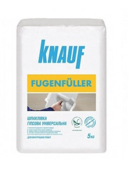 Кнауф фугенфюллер 5кг
