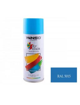 Краска акр. 450мл. Голубой SPRAY (RAL5015)