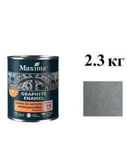 грунт-эмаль антикор 2,3кг Серая
