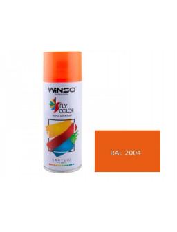 Краска акр. 450мл. Оранжевый SPRAY (RAL2004)