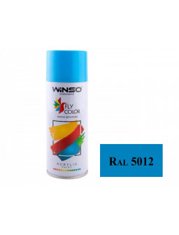 Краска акр. 450мл. Светло-голубой SPRAY (RAL5012)