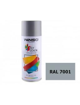 Краска акр. 450мл. Светло-серый SPRAY (RAL7001)