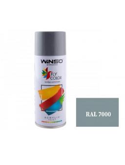 Краска акр. 450мл. Серый SPRAY (RAL7000)