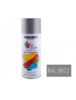 Краска акр. 450мл. Серебряно-серый SPRAY (RAL9022)
