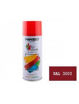 Краска акр. 450мл. Темно-красный SPRAY (RAL3003)