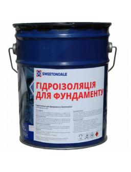 Гидроизоляция для фундамента 17кг Sweetondale