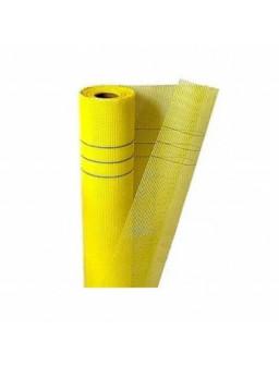 сетка фасадная 160гр / м2 М / П ВОРКС Желтая
