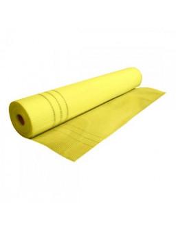 сетка фасадная ECONOMIC Latymer 145гр / м2 (1 * 50м) Желтая