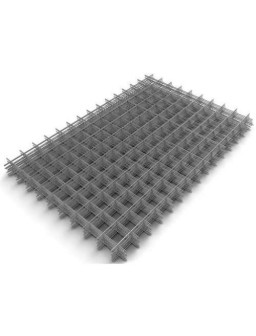 сетка кладочная сварная 1 * 2м (100 * 100мм) Д2,5мм