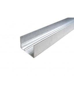 УД 27 3м (0,42мм) Направляющий профиль для гипсокартона