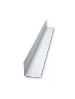 профиль 15 * 15 белый