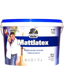 Дюфа Матлатекс Д100 10л