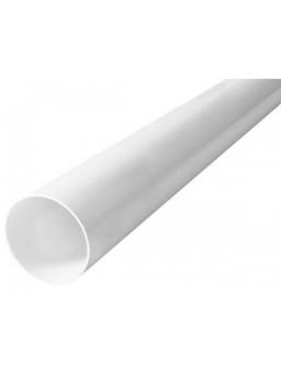 Водосточная труба 100мм * 3м белая