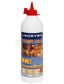 клей ПВА Лакрисил Д3 0,75кг