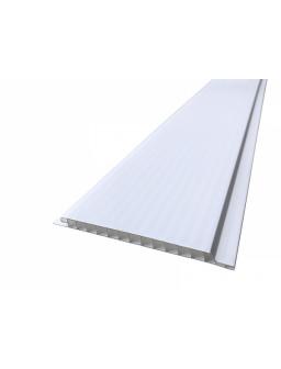 Вагонка ПВХ 100мм*6м*8мм Біла Матова