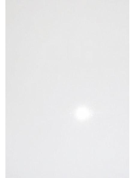 Вагонка ПВХ  250мм*6м*8мм Білий Глянець
