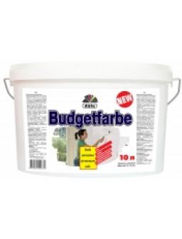 Дюфа для стен  Budgetfarbe 14кг/10л