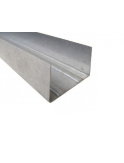УВ 50 3м (0,55мм) ПРЕМИУМ направляющий стеновой профиль