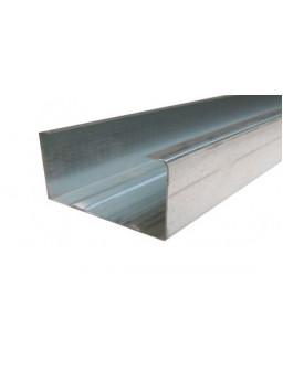 СВ 75 3м (0,55мм) ПРЕМИУМ Оцинкованный стоечный стеновой профиль