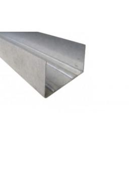 УВ 100 3м (0,55мм) ПРЕМИУМ направляющий стеновой профиль