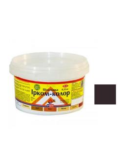 шпаклевка акриловая 0,35кг махагон Ирком