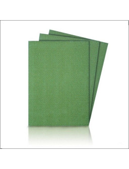 подложка под ламинат 5мм листовая зелёная (5м2-уп)