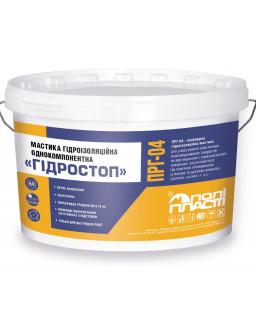 ПРГ 04 мастика гидроизол.5л/7кг