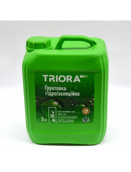 грунтовка Тріора гидроизол 5л