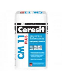 СМ 11+ клей для плитки Церезит 25кг