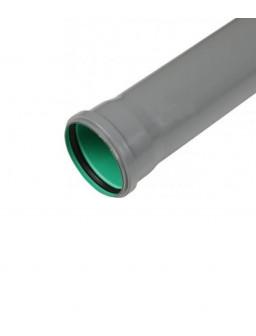 труба 110*500мм зелёная