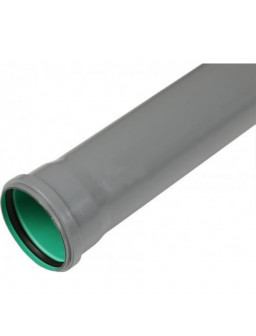 труба 50*1500мм зелёная