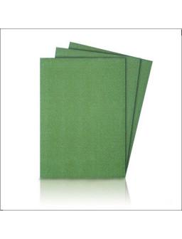 подложка под ламинат 3мм листовая зелёная (5м2-уп)
