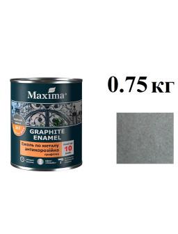 грунт-емаль антикор 0,75кг Серая