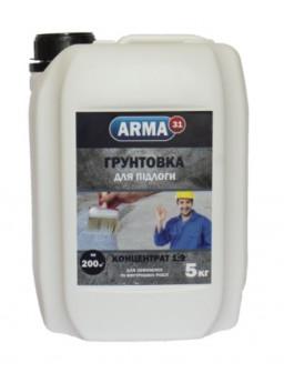 грунт для пола Арма-31 5кг