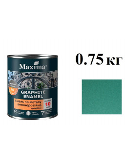 грунт-эмаль антикор 0,75кг Зеленая