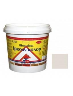 шпаклевка акриловая 1,5кг ясень Ирком