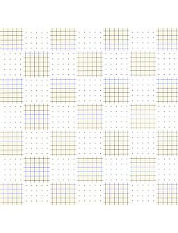 Панель ПВХ Сатин Люкс 250*7*3000мм