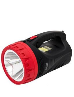Фонарь аккумуляторный 1LED 5W + 25 LED LB-0102