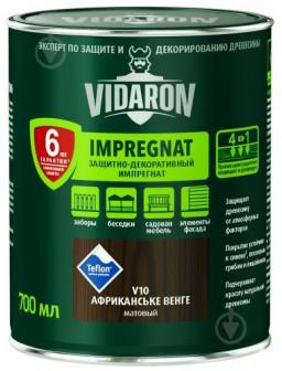 Видарон 0,7 импрегнат Африканское венге V10