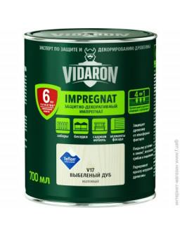 Видарон 0,7 импрегнат Дуб беленый V17
