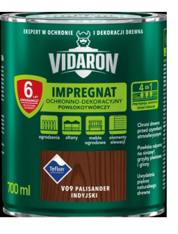 Видарон 0,7 импрегнат Индийский палисандр V09