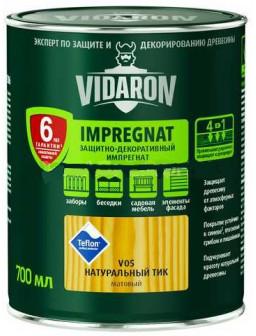 Видарон 0,7 импрегнат Натуральный ток V05