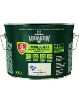 Видарон 2,5л импрегнат Дуб беленый V17
